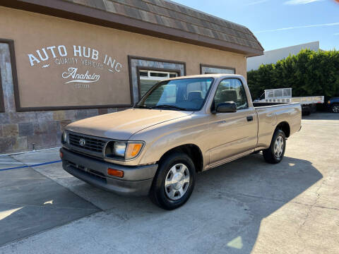 1996 Toyota Tacoma for sale at Auto Hub, Inc. in Anaheim CA