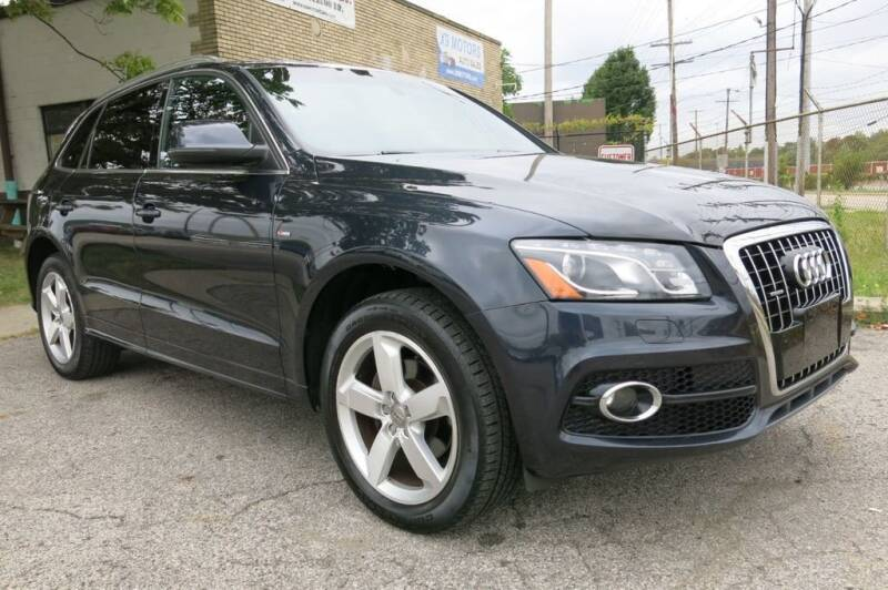 2012 Audi Q5 for sale at VA MOTORCARS in Cleveland OH