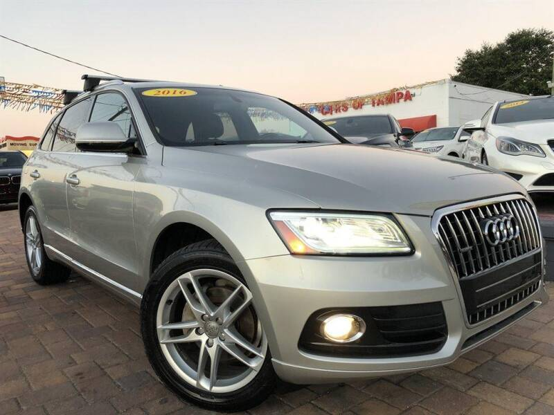 2016 Audi Q5 for sale at Cars of Tampa in Tampa FL