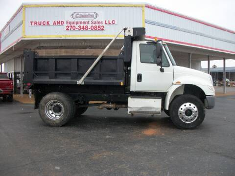 2015 International 4300 Dump Truck for sale at Classics Truck and Equipment Sales in Cadiz KY