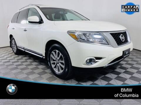 2016 Nissan Pathfinder for sale at Preowned of Columbia in Columbia MO
