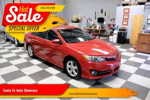 2013 Toyota Camry for sale at Santa Fe Auto Showcase in Santa Fe NM