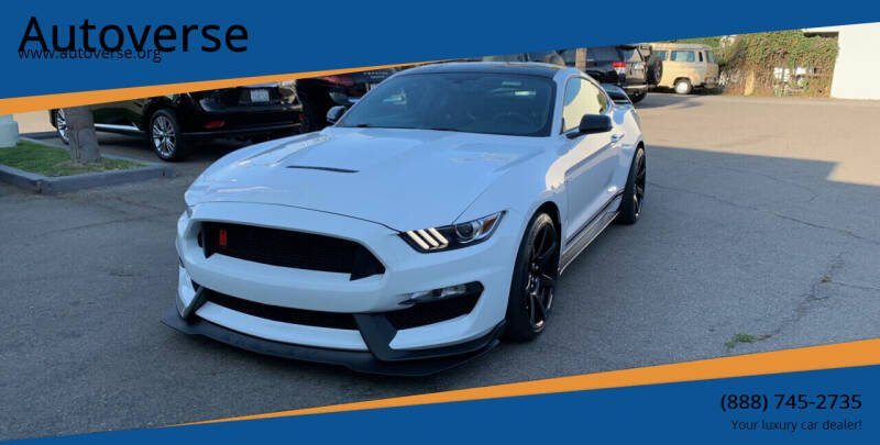 2018 Ford Mustang for sale at Autoverse in La Habra CA