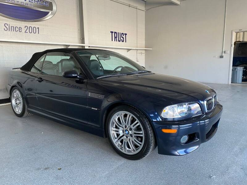 2004 BMW M3 for sale at TANQUE VERDE MOTORS in Tucson AZ