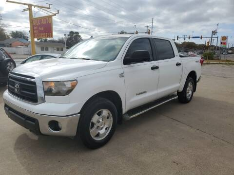 2010 Toyota Tundra for sale at Nile Auto in Fort Worth TX