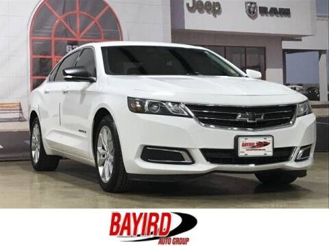 2017 Chevrolet Impala for sale at Bayird Truck Center in Paragould AR