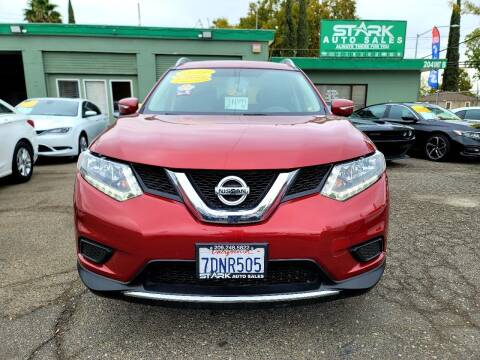 2014 Nissan Rogue for sale at Stark Auto Sales in Modesto CA