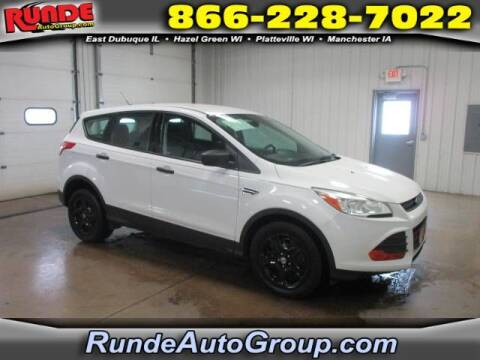 2015 Ford Escape for sale at Runde Chevrolet in East Dubuque IL