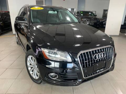 2013 Audi Q5 for sale at Auto Mall of Springfield in Springfield IL