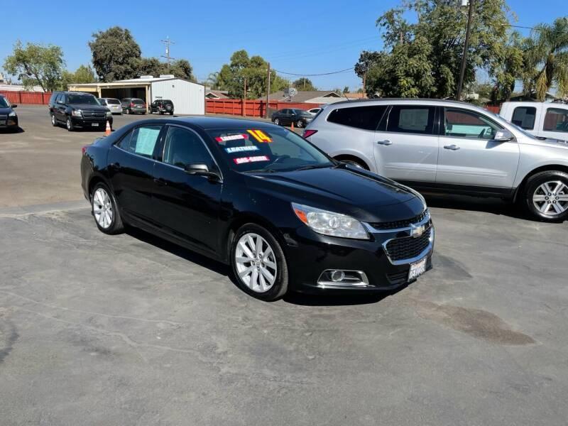 2014 Chevrolet Malibu for sale at Mega Motors Inc. in Stockton CA