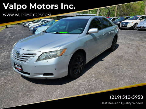 2007 Toyota Camry for sale at Valpo Motors in Valparaiso IN