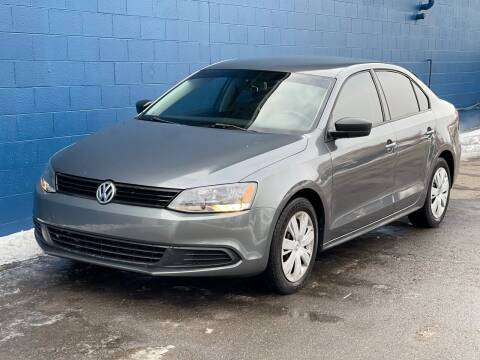 2012 Volkswagen Jetta for sale at Omega Motors in Waterford MI