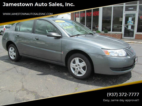 2007 Saturn Ion for sale at Jamestown Auto Sales, Inc. in Xenia OH