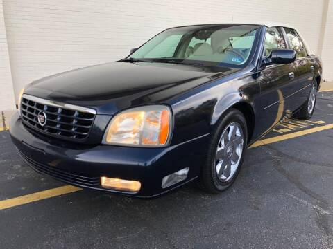 2003 Cadillac DeVille for sale at Carland Auto Sales INC. in Portsmouth VA