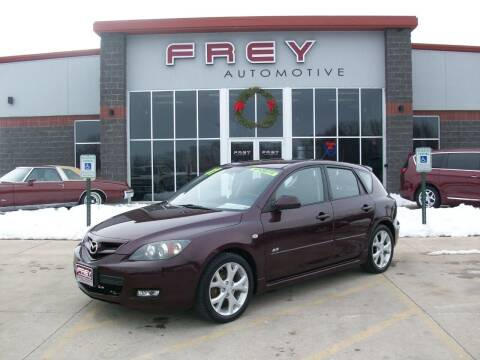 2007 Mazda MAZDA3 for sale at Frey Automotive in Muskego WI