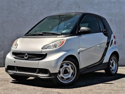2015 Smart fortwo for sale at Divine Motors in Las Vegas NV