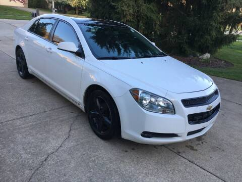 2011 Chevrolet Malibu for sale at Payless Auto Sales LLC in Cleveland OH