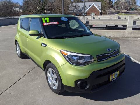 2017 Kia Soul for sale at QC Motors in Fayetteville AR