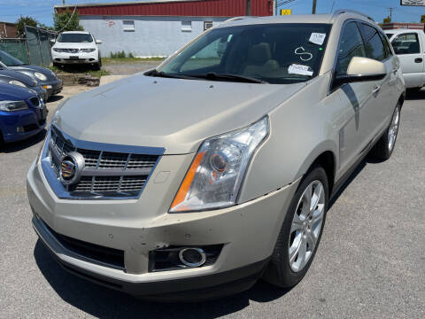 2011 Cadillac SRX for sale at Diana Rico LLC in Dalton GA