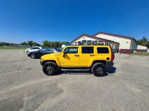 2007 HUMMER H3 for sale at Steve Winnie Auto Sales in Edmore MI