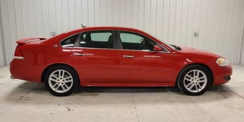 2011 Chevrolet Impala for sale at Ubetcha Auto in St. Paul NE