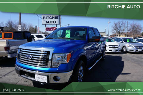 2012 Ford F-150 for sale at Ritchie Auto in Appleton WI
