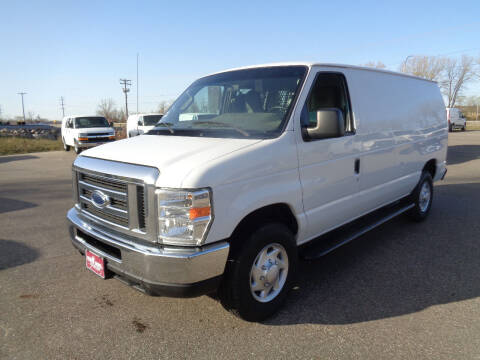 2012 Ford E-Series Cargo for sale at King Cargo Vans INC in Savage MN