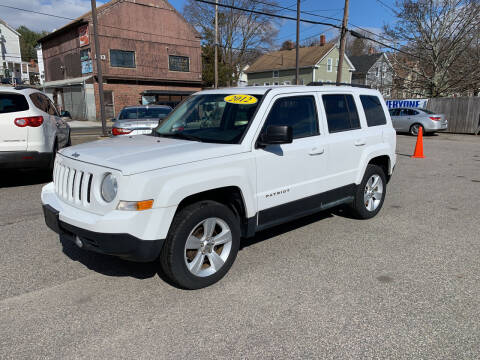 2012 Jeep Patriot for sale at Capital Auto Sales in Providence RI