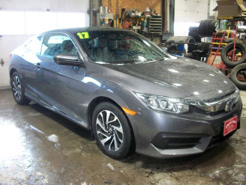 2017 Honda Civic for sale at Lloyds Auto Sales & SVC in Sanford ME