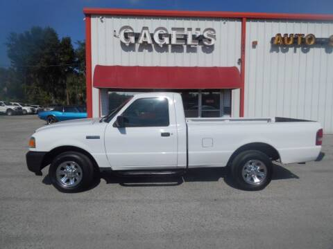 2009 Ford Ranger for sale at Gagel's Auto Sales in Gibsonton FL