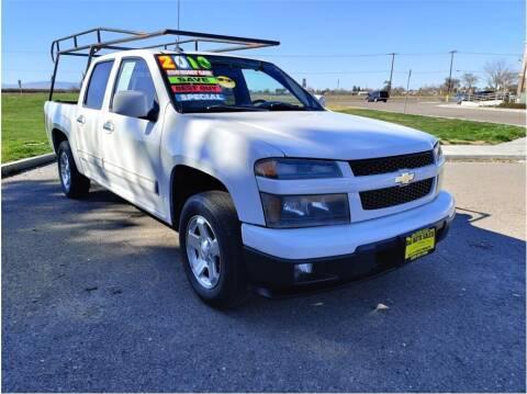 2010 Chevrolet Colorado for sale at D & I Auto Sales in Modesto CA