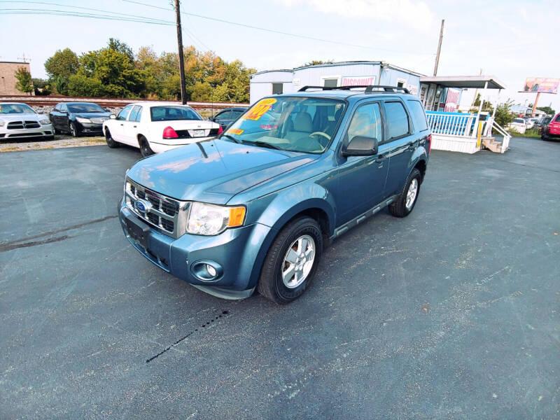 2011 Ford Escape for sale at DISCOUNT AUTO SALES in Murfreesboro TN
