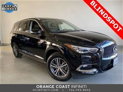 2020 Infiniti QX60 for sale at ORANGE COAST CARS in Westminster CA