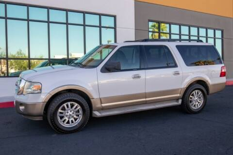 2011 Ford Expedition EL for sale at REVEURO in Las Vegas NV