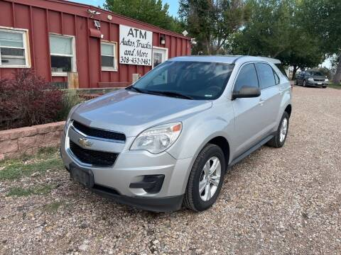2015 Chevrolet Equinox for sale at Autos Trucks & More in Chadron NE