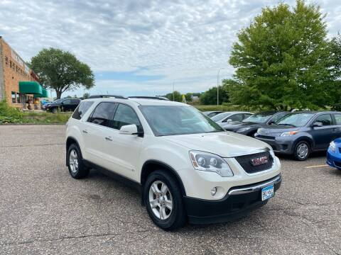 2009 GMC Acadia for sale at Family Auto Sales in Maplewood MN