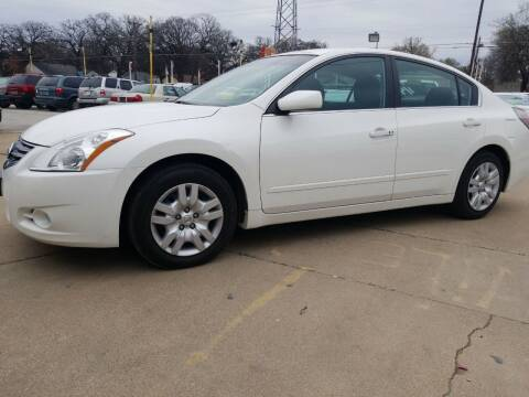 2012 Nissan Altima for sale at Nile Auto in Fort Worth TX