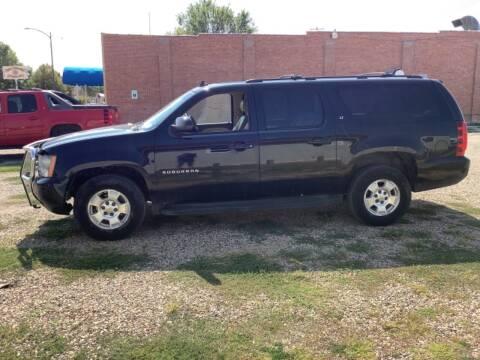 2010 Chevrolet Suburban for sale at Paris Fisher Auto Sales Inc. in Chadron NE