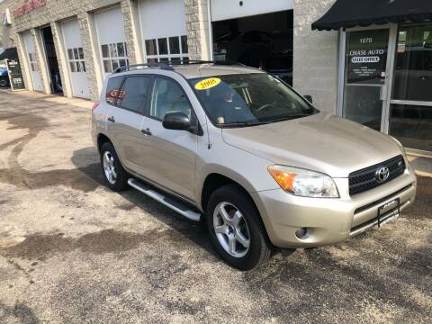 2008 Toyota RAV4 for sale at Cresthill Auto Sales Enterprises LTD in Crest Hill IL