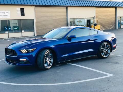 2016 Ford Mustang for sale at Exelon Auto Sales in Auburn WA