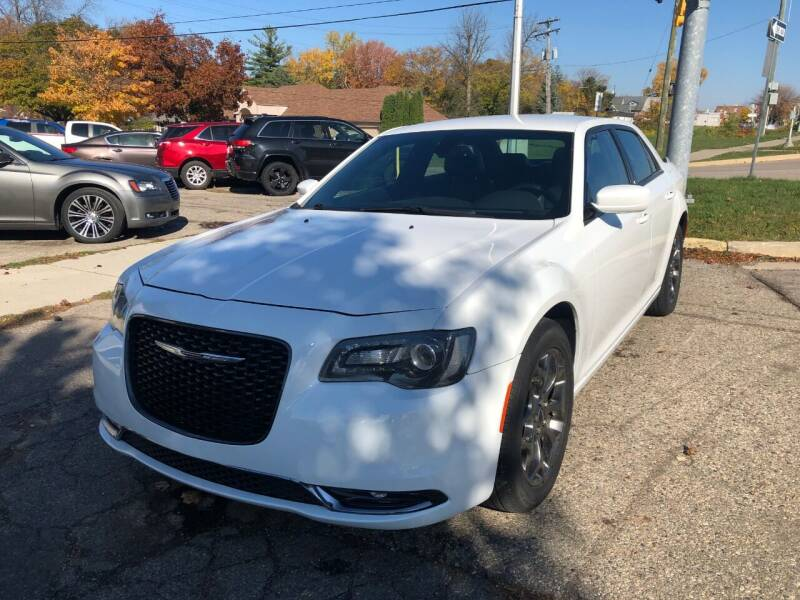 2015 Chrysler 300 for sale at One Price Auto in Mount Clemens MI