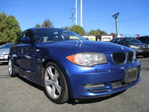 2009 BMW 1 Series for sale at Unlimited Auto Sales Inc. in Mount Sinai NY