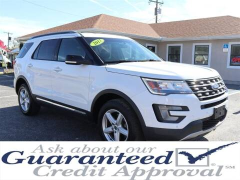 2017 Ford Explorer for sale at Universal Auto Sales in Plant City FL
