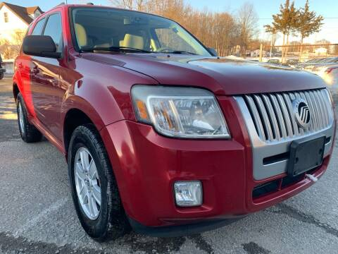 2010 Mercury Mariner for sale at Ron Motor Inc. in Wantage NJ