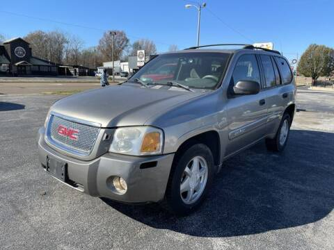 2002 GMC Envoy for sale at JC Auto Sales in Belleville IL