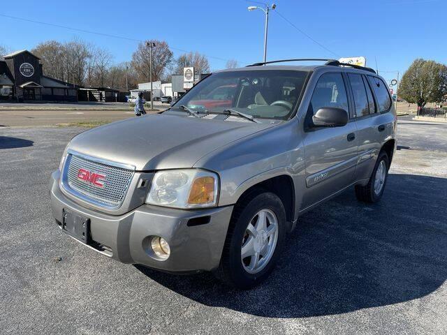 2002 GMC Envoy for sale at JC Auto Sales in Belleville IL