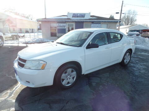 2008 Dodge Avenger for sale at DeLong Auto Group in Tipton IN