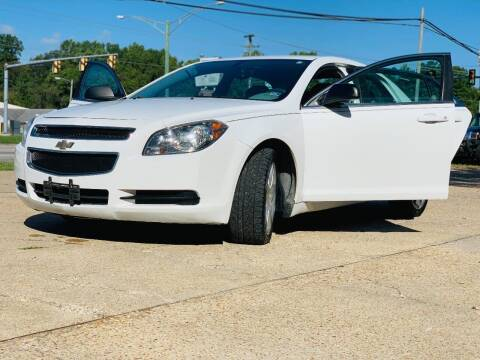 2011 Chevrolet Malibu for sale at Autoxport in Newport News VA