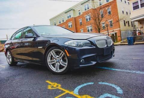 2013 BMW 5 Series for sale at Buy Here Pay Here Auto Sales in Newark NJ