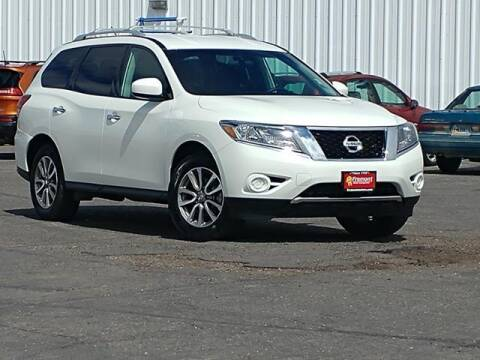 2016 Nissan Pathfinder for sale at Rocky Mountain Commercial Trucks in Casper WY